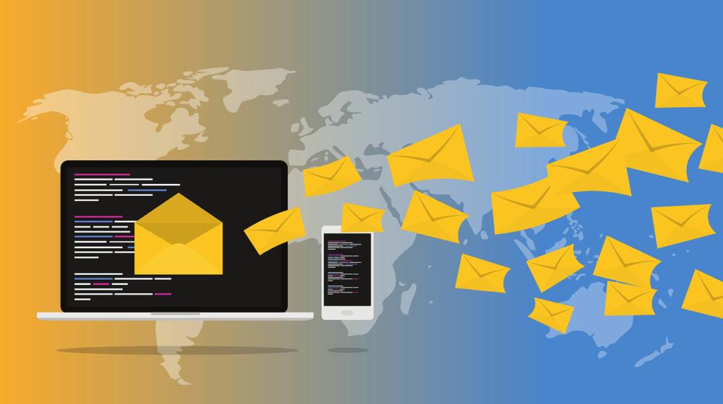 spam al correo electrónico